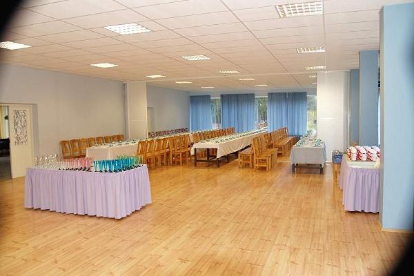Tartu apriņķa Veselības sporta centra izmitināšana