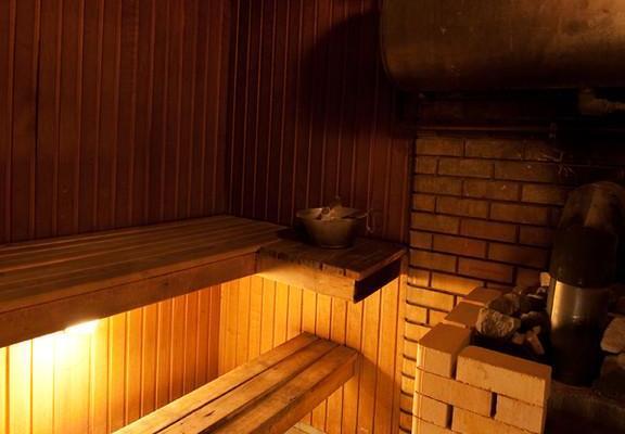 Lasita Puhkemaja saun