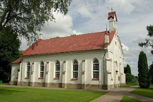 Kirche in Rannamõisa