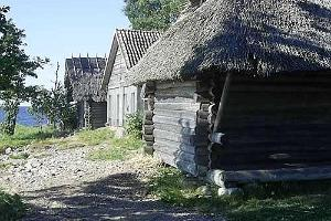 Das Fischerdorf Altja