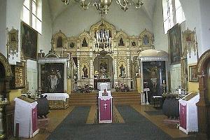 VAÕK Tartu Püha suurkannataja Georgi (Jüri) kirik