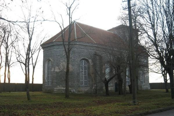 Yrjön ortodoksikirkko Paldiskissa