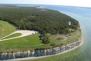 Bicycle route in Saaremaa: Kihelkonna – Leisi