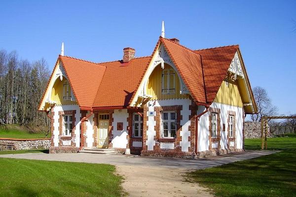 Gardener's House of Luke Manor