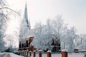Heligaste Jungfru Marias Obefläckade Avelsens kyrka i Tartu