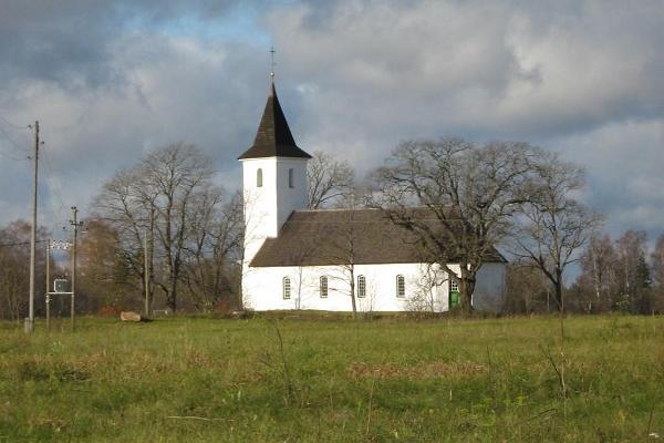 Kaarlin kirkko Tuhalassa