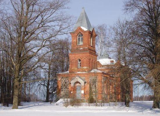 Die Apostolische Orthodoxe Kirche in Rannu