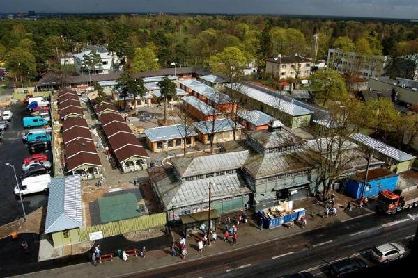 Markt in Nõmme