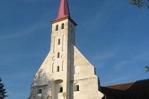 Põlva evangelisk-lutherska Heliga Jungfru Maria kyrka