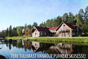 Hiking at the Vanaõue Holiday Centre