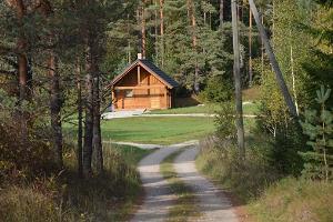 Tõrvaaugu Holiday Homes in Valgehobusemägi