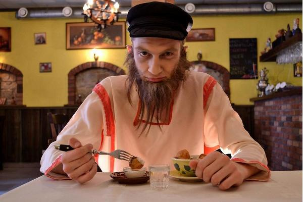 "Restaurant ""Slaavi Köök - 12 kuud"""