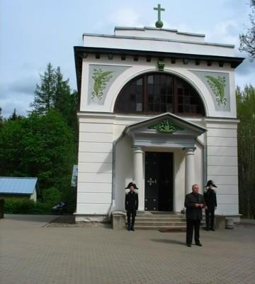 Barclay de Tollyn mausoleumi