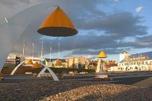 Центральная площадь города Раквере