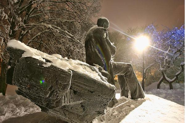 Memorial to A. H. Tammsaare