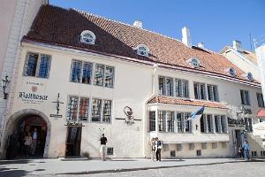 Guidad promenad i Tallinns gamla stad och rundtur till Kadriorg-Pirita