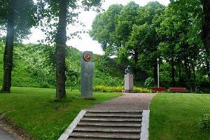 Friedrich Reinhold Kreutzwaldin patsas Rakveressä