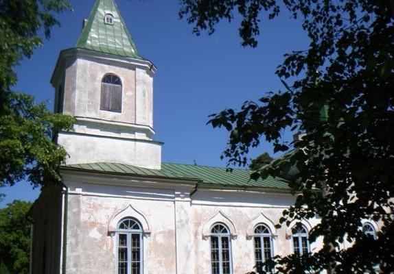 Апостольская православная церковь Преображения Господня в Хяэдемеэсте