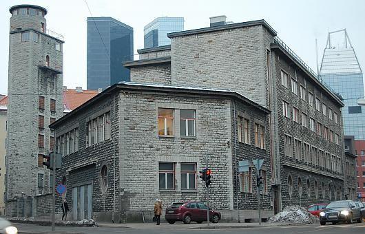 Igaunijas Ugunsdzēsības muzejs