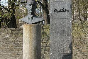 Monument to Paul Keres
