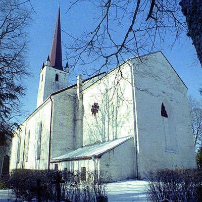 Ambla Church of the Holy Virgin Mary