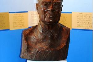 Memorial to Cyrillus Kreek