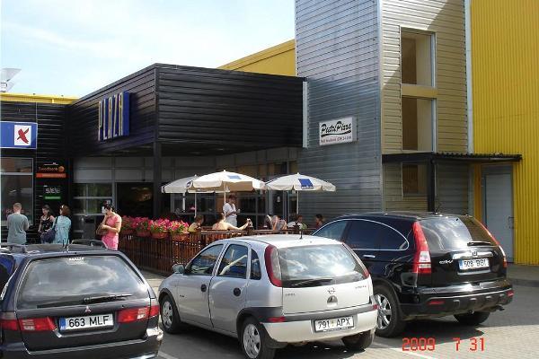 Pizza&Cafe in Sillamäe