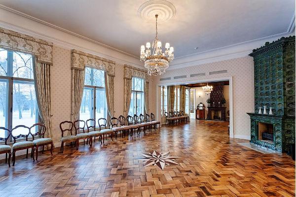Seminar rooms at Kõltsu Manor