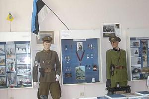 Viron vapaustaistelumuseo Lagedissa