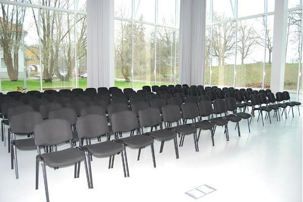 Seminarsäle in der Zentralbibliothek Pärnu