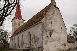 Haapsalun Johanneksen kirkko