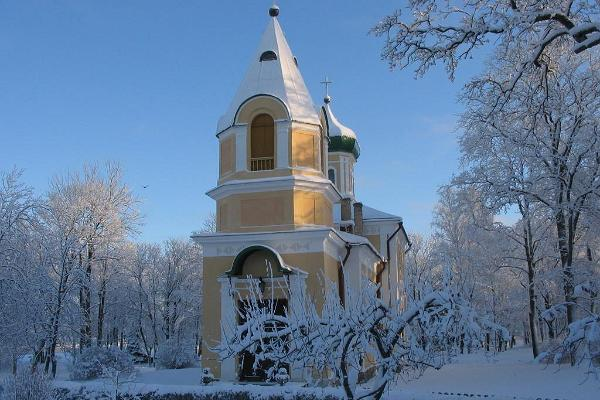 Haapsalun Maria-Magdaleenan kirkko