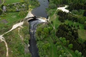 Jägala Waterfall