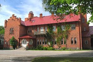 Jäneda manor and museum