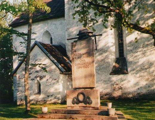 Sankt Matteuskyrka I Järva-Madise