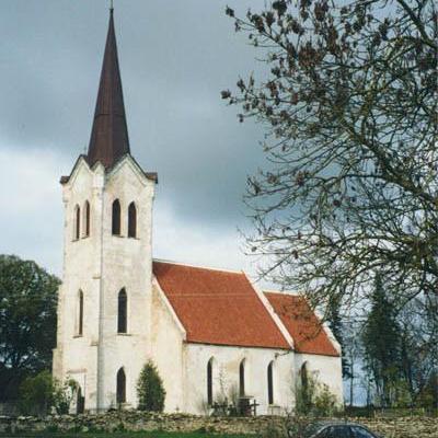 Church of Blessed Virgin Mary (Püha Neitsi Maarja) in Jõelähtme