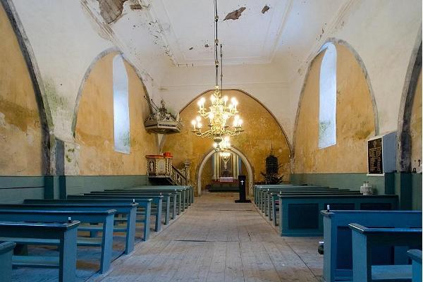 Karusen kirkko