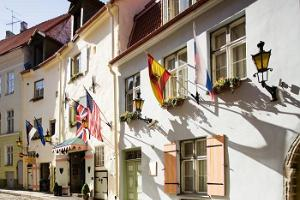 Nõupidamiste ruumid Schlössle Hotellis