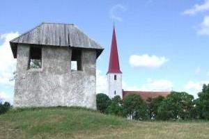 Kihelkonnan Mikaelin kirkko