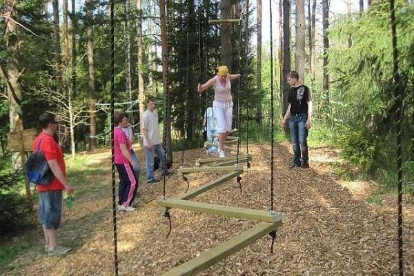 Kalevipoja Adventure Park
