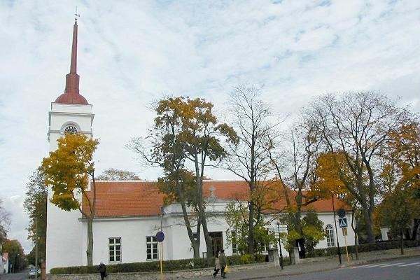 Laurentiuskyrkan I Kuressaare