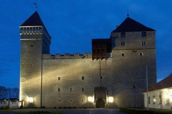 Замок в Курессааре