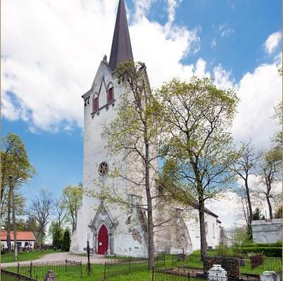 Die Michaelskirche in Keila
