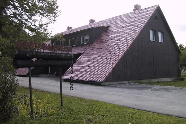 Mahtra Zemnieku muzejs un Atla-Eeru krodziņš