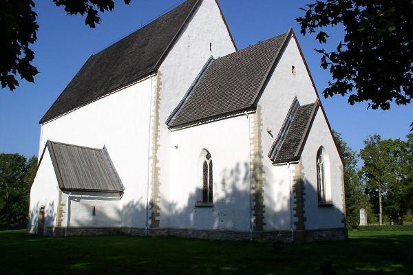 Muhu St Catherine's Church