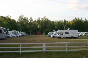 Lepispean leirintäalue Caravan & Camping