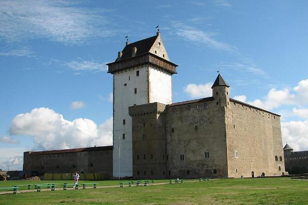 Narvas borg