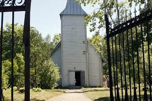 Kirche in Nõva
