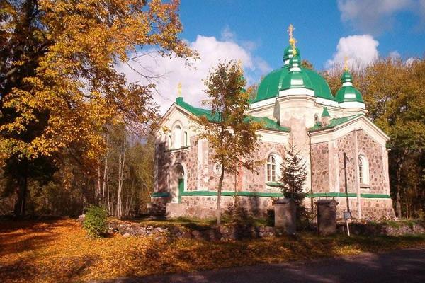 Церковь Поотси-Кыпу