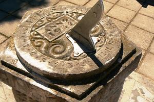 Солнечные часы в Хаапсалу
